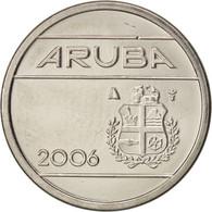 Aruba, Beatrix, 5 Cents, 2006, Utrecht, FDC, Nickel Bonded Steel, KM:1 - [ 4] Colonies
