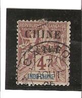 TIMBRES DE 1904 Surcharge Refaite N° 51 Oblitéré - China (1894-1922)