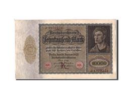 Allemagne, 10,000 Mark, 1922, KM:70, 1922-01-19, TB+ - [ 3] 1918-1933 : République De Weimar