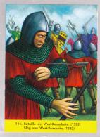 Histoire De La Belgique Au XIV° Siècle : Bataille De West-Roosebeke (1382)