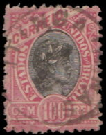 Brésil 1894. ~ YT 82 -  100 R. Liberté - Usados