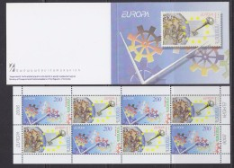 Europa Cept 2006 Armenia Booklet ** Mnh (F5890) - 2006