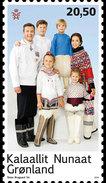 Groenland / Greenland - Postfris / MNH - Koperen Huwelijk Prins 2016 - Ongebruikt