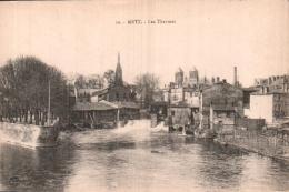 57 METZ LES THERMES PAS CIRCULEE - Metz
