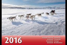 Groenland / Greenland - Postfris / MNH - Complete Yearpack 2016 - Ungebraucht