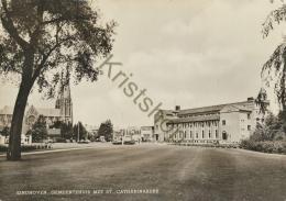 Eindhoven - Gemeentehuis Met St. Catharinakerk (BCD 586 - Niederlande