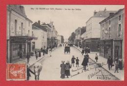 La Roche Sur Yon  ---  La Rue Des Sables - La Roche Sur Yon