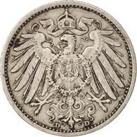 GERMANY - EMPIRE, Wilhelm II, Mark, 1904, Munich, TTB, Argent, KM:14 - [ 2] 1871-1918: Deutsches Kaiserreich
