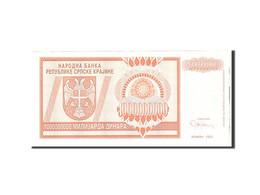 Croatie, 1 Milliard Dinara, 1993, Undated, KM:R17a, NEUF - Croatia
