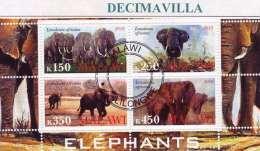 L098, MLW, ELEFANTES - Elefantes
