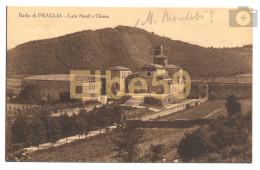 Teolo (PD), Badia Di Praglia, Lato Nord E Chiesa, Nuova - Italia