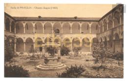 Teolo (PD), Badia Di Praglia, Chiostro Doppio (1460), Nuova - Altre Città
