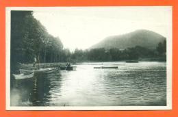 """CPA Glaçée 88 Bruyères """" Lac De Pointhaie Et Mont Avison """" Edit Delboy - LJCP2 - Bruyeres"""