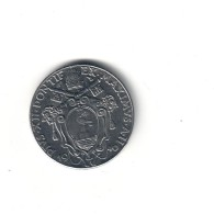 VATICANO VATICAN CITY PIUS XII 50 CENT 1940  TOP PRICE D.4217 - Vatican