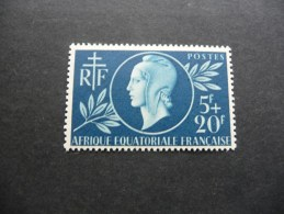 TIMBRE  AEF   N  197    NEUF  LUXE**    COTE  1,40  EUROS - A.E.F. (1936-1958)