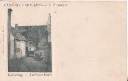 60  Gerberoy  Ancienne Porte - Autres Communes