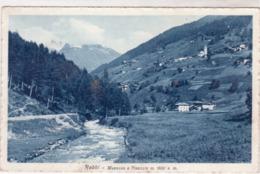Rabbi- Masnovo E Piazzola Viaggiata 1934        C670 - Italia