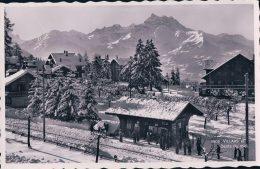 Villars, Chemin De Fer, Gare Villars - Bretaye (9503) - VD Vaud