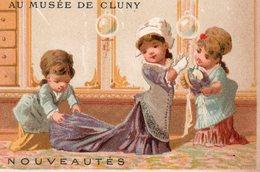 Au Musée De Cluny   Nouveautés - Unclassified