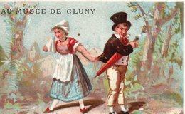 Au Musée De Cluny   Nouveautés - Non Classés