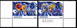 REPUBLIC OF KOSOVO 2016 Football Federation Of Kosovo In FIFA And UEFA** - Kosovo