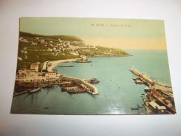5ane - CPA N°46 - NICE - Entrée Du Port - [06] - Alpes Maritimes - - Navigazione – Porto