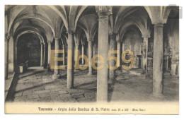 Tuscania (VT), Cripta Della Basilica Di S. Pietro (sec. VI E VIII - Mon. Naz.), Nuova - Altre Città