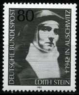 BRD - Mi 1162 - ** Postfrisch (E) - 80Pf  Edith Stein - Unused Stamps