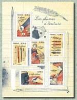 France 2016 - Yv N° F5098 ** - Les Plumes D'écriture (timbres 5098 à 5103) - Francia