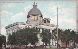 MONTGOMERY , Alabama , PU-1908 State Capitol - Montgomery