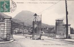 17S - 38 - Grenoble - Isère - La Porte Saint-Laurent - La Tronche Et Le Saint-Eynard- N° 139 - Grenoble