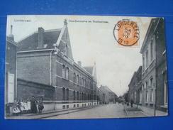 LONDERZEEL : Gendarmerie En Statiestraat In 1913 - Londerzeel