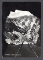 1964 CARRARA CAVE DI MARMO MARBLE FG V SEE 2 SCANS ROTAIE - Carrara