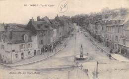 CPA 12  RODEZ RUE ST CYRICE - Rodez