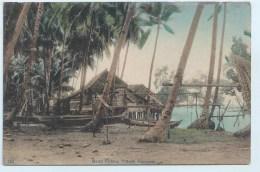 Singapore - Malay Fishing Village - Singapour
