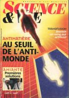 Science & Vie N° 942 - Antimatière, Au Seuil De L'antimonde - Transfusion - Mars 1996 - Sommaire En Photos 2 Et 3 - Science