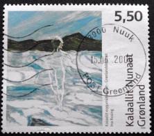 Greenland 2008   KUNST     MiNr.506  ( Lot   B 2300 ) - Usati