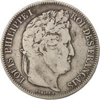 France, Louis-Philippe, 5 Francs, 1832, Toulouse, TB, Argent, KM:749.9 - France