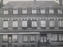 CPA 76 Seine Maritime Yvetot Hôtel Du Chemin De Fer Larson Propriétaire - Yvetot