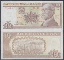 2008-BK-101 CUBA 2008. 1$ MAXIMO GOMEZ BAEZ. REPUBLICA DOMINICANA. UNC. - Cuba