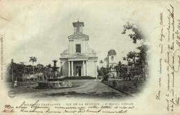 LA REUNION SAINT BENOIT L´EGLISE - Saint Benoît