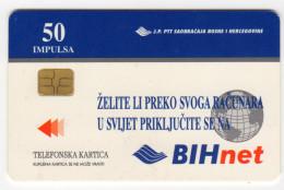 BOSNIE  Date 1998 100 000 Ex - Bosnia