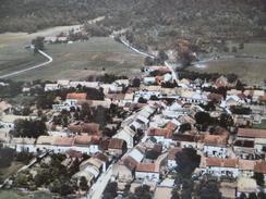 CPSM 52 Haute Marne Prez Sous Lafauche Vue Panoramique Aérienne - Autres Communes