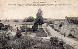 1 Cpa Verizet - France