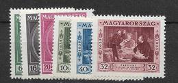 1935 MH Hungary - Ongebruikt