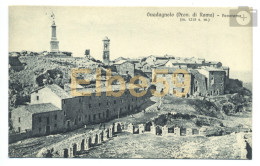 Guadagnolo (Roma), M. 1218, Panorama, Nuova - Italia