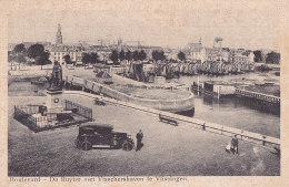 Bd - Cpa Hollande -  Vlissingen - Boulevard De Ruyter Met Visschershaven - Vlissingen