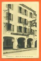 """Cpa 88  Remiremont """" Hotel Du Cheval De Bronze """"  JCP2 - Remiremont"""