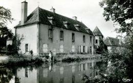 N°51605 -cpsm Saulzais Le Potier -château Des Mazières- - Autres Communes