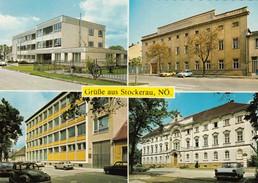 STOCKERAU  - Österreich - Ungelaufen - Stockerau